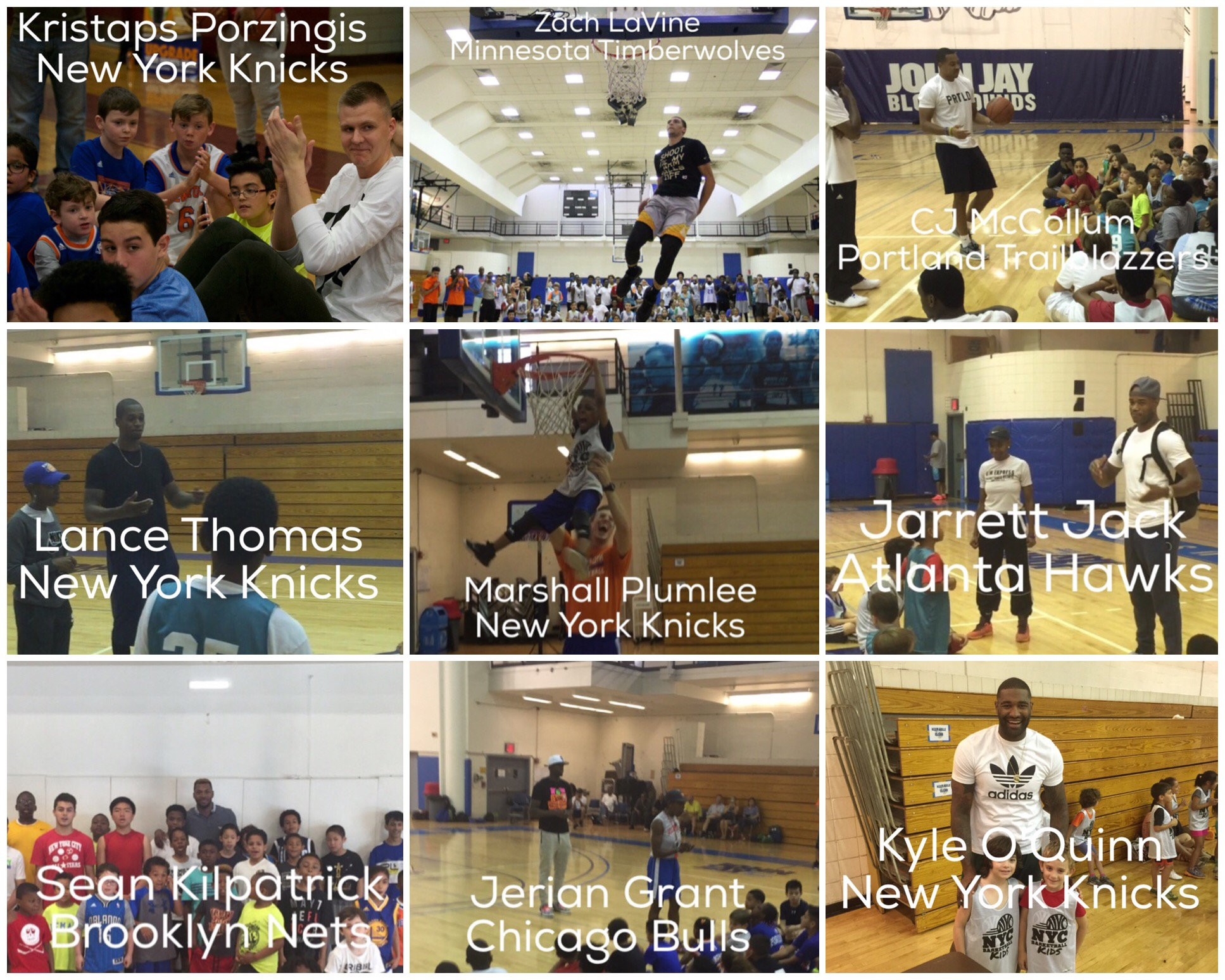 NYC Basketball Kids The best kids basketball classes and camps in